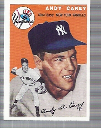 Photo of 1994 Topps Archives '54 #105 Andy Carey