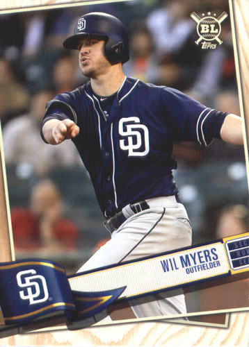 Photo of 2019 Topps Big League #217 Wil Myers