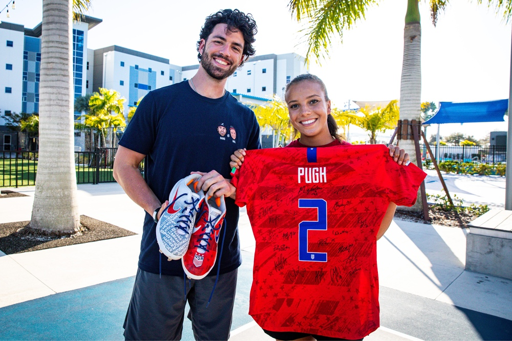 MALLORY PUGH YOUTH SPORTS SWEEPSTAKES