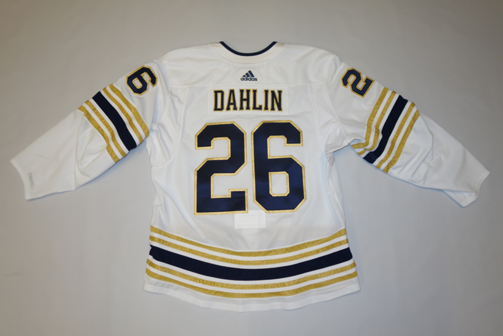 Rasmus Dahlin 2019-20 Buffalo Sabres 50th Alternate Jersey Set 2