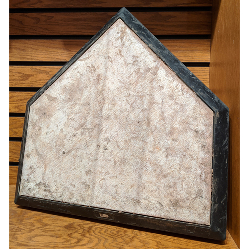 Photo of New York Yankees vs. Boston Red Sox April 24, 2014 Game Used Home Plate