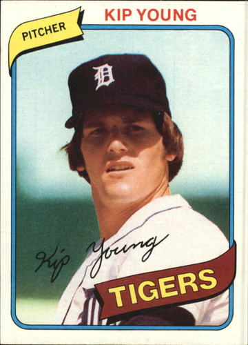 Photo of 1980 Topps #251 Kip Young