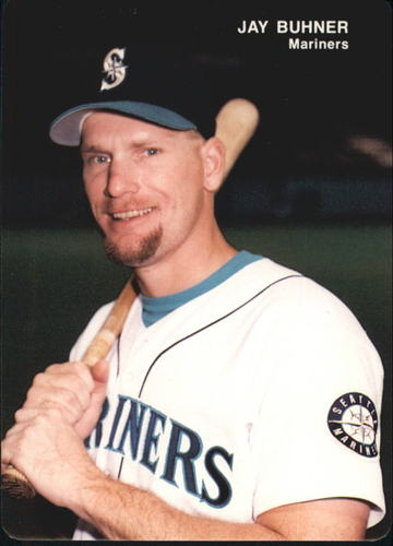 Photo of 1993 Mariners Mother's #6 Jay Buhner