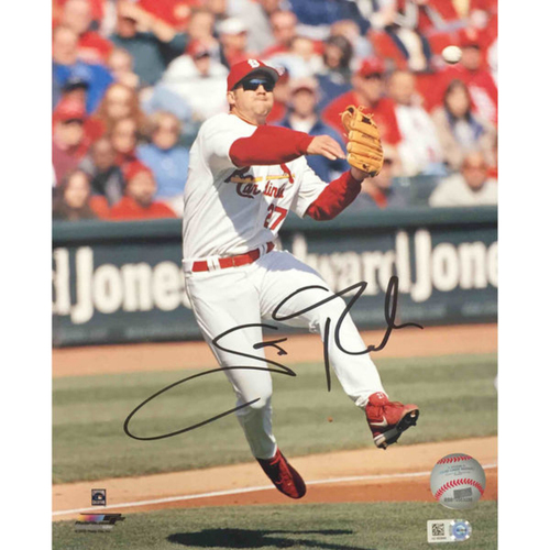 Cardinals Authentics: Scott Rolen Autographed Photo