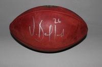 COLTS - VICK BALLARD SIGNED AUTHENTIC FOOTBALL