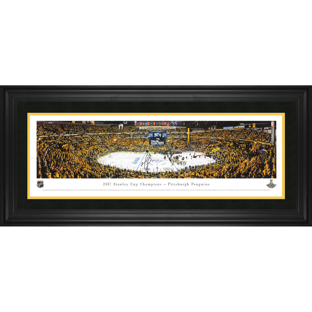 Matt Murray Pittsburgh Penguins Framed Autographed 13.5
