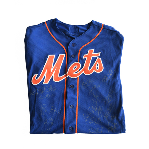 Photo of Amazin' Auction: Team Autographed Jersey