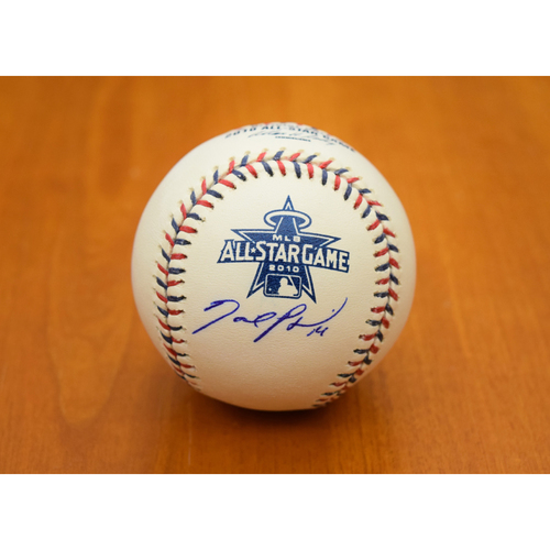 Photo of David Price Boston Red Sox Autographed 2010 Major League Baseball All Star Game Baseball (NOT MLB Authenticated)