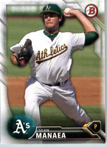 Photo of 2016 Bowman Prospects #BP130 Sean Manaea
