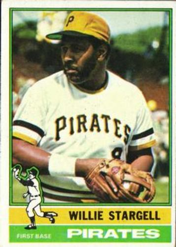 Photo of 1976 Topps #270 Willie Stargell