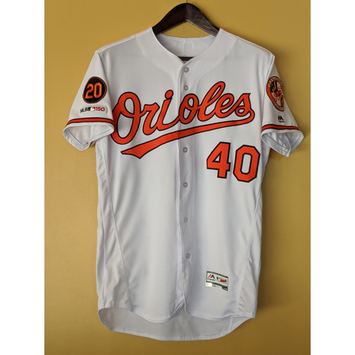 Photo of Mason Williams - Home Finale Jersey: Game-Used