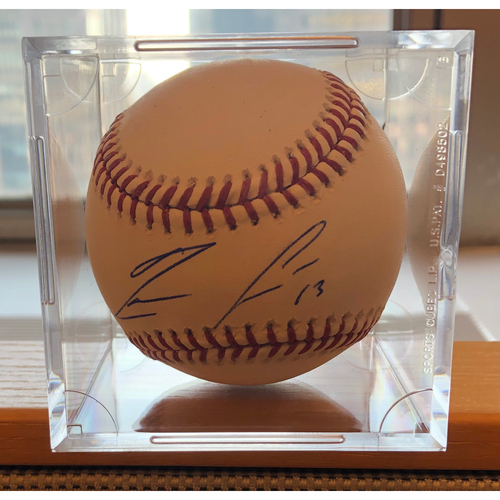 Photo of Compton Youth Academy Auction: Ronald Acuna Jr. Autographed Baseball