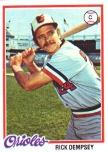 Photo of 1978 Topps #367 Rick Dempsey