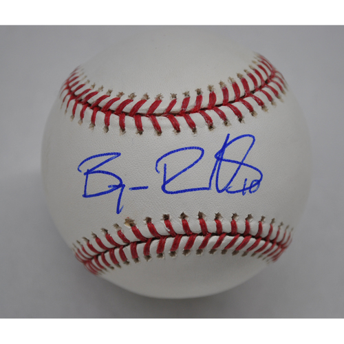 Photo of Autographed Baseball: Bryan Reynolds