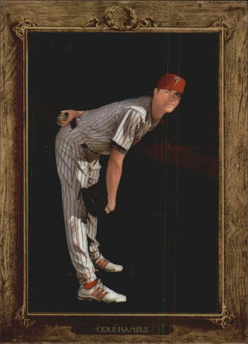 Photo of 2007 Topps Turkey Red Chrome #5 Cole Hamels