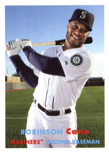 Photo of 2015 Topps Archives #99 Robinson Cano