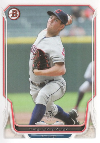 Photo of 2014 Bowman #162 Trevor Bauer