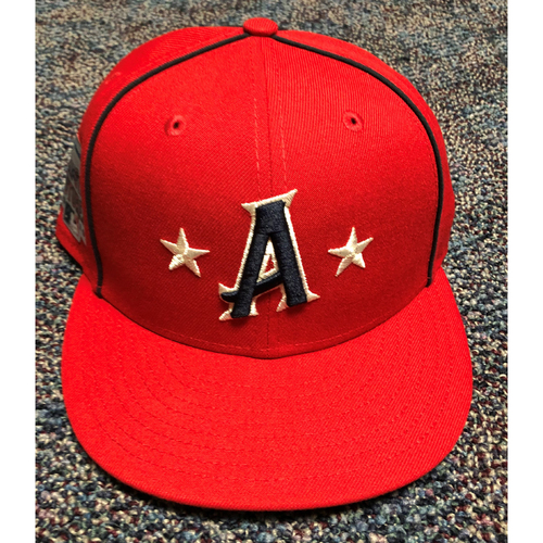 Photo of 2019 MLB Futures Game - Game-Used Cap: Wander Franco (Size 7 1/4)