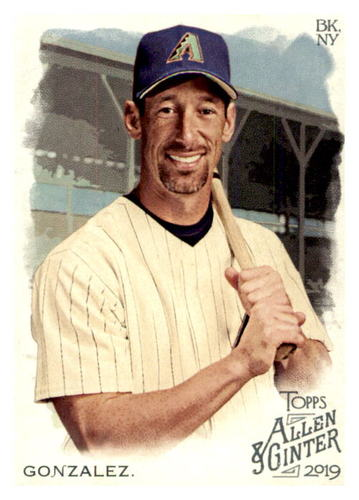 Photo of 2019 Topps Allen and Ginter #6 Luis Gonzalez