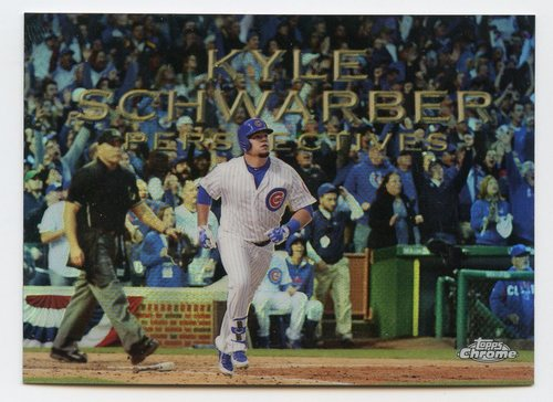 Photo of 2016 Topps Chrome Perspectives #PC20 Kyle Schwarber