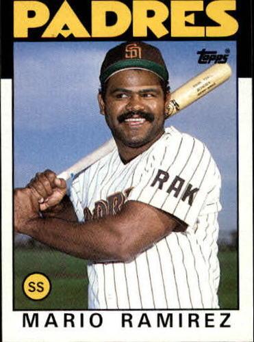 Photo of 1986 Topps #262 Mario Ramirez