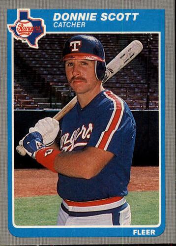 Photo of 1985 Fleer #568 Donnie Scott