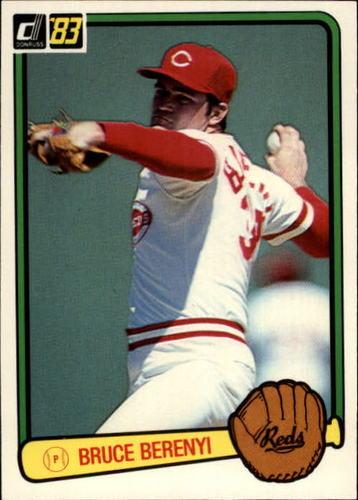 Photo of 1983 Donruss #103 Bruce Berenyi