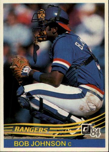 Photo of 1984 Donruss #500 Bobby Johnson