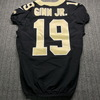 STS - Saints Ted Ginn Jr. Game Used Jersey (11/10/19) Size 38