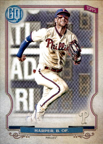 Photo of 2020 Topps Gypsy Queen #76 Bryce Harper