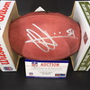 NFL - Browns Olivier Vernon Signed Authentic Football