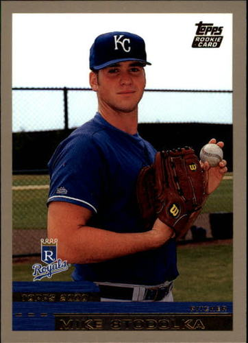 Photo of 2000 Topps Traded #T82 Mike Stodolka RC