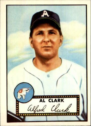 Photo of 1983 Topps 1952 Reprint #278 Allie Clark