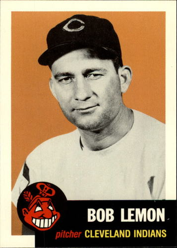Photo of 1991 Topps Archives 1953 #284 Bob Lemon