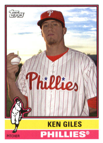 Photo of 2015 Topps Archives #102 Ken Giles