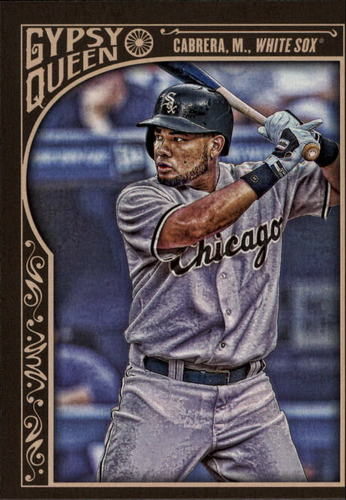 Photo of 2015 Topps Gypsy Queen #226 Melky Cabrera
