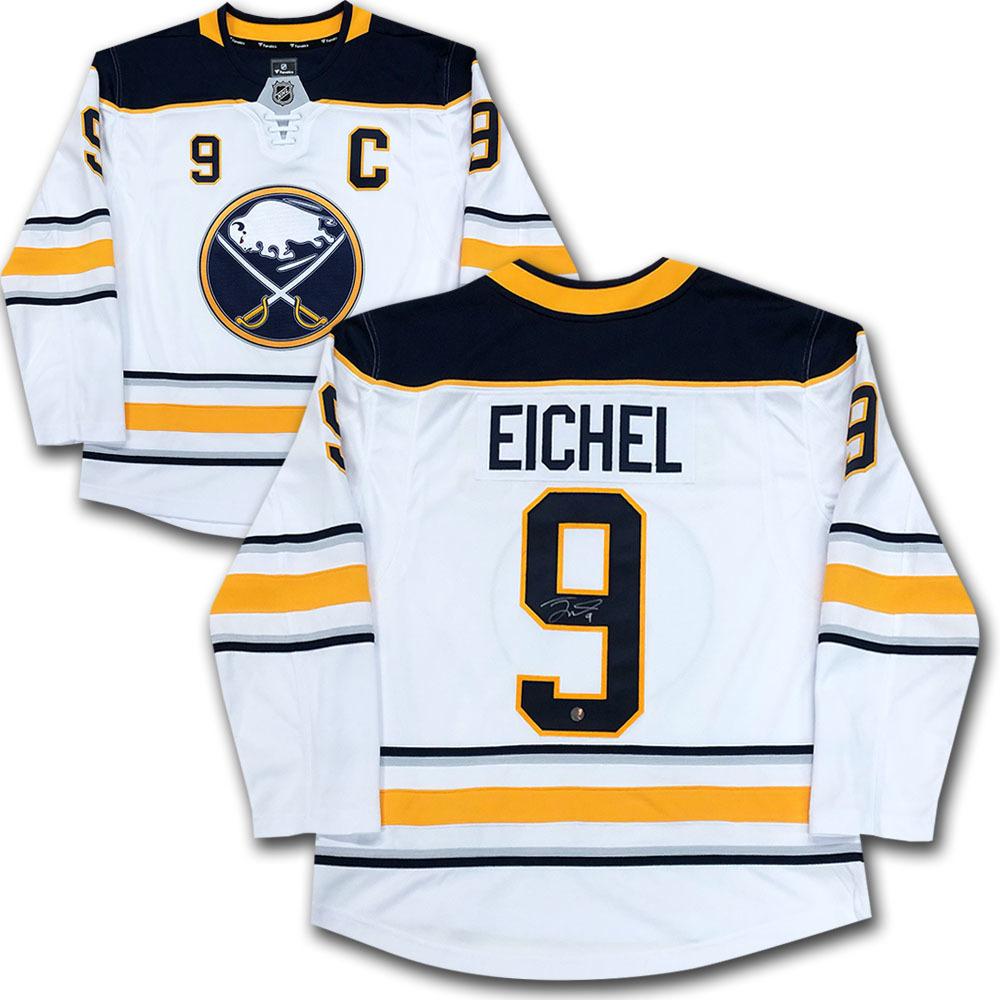 Jack Eichel Autographed Buffalo Sabres Fanatics Jersey