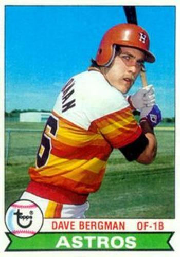 Photo of 1979 Topps #697 Dave Bergman