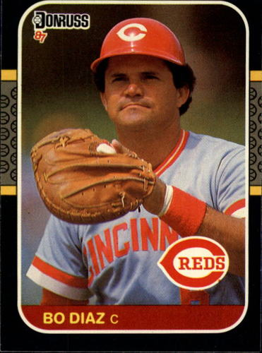 Photo of 1987 Donruss #246 Bo Diaz