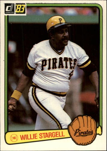 Photo of 1983 Donruss #610 Willie Stargell