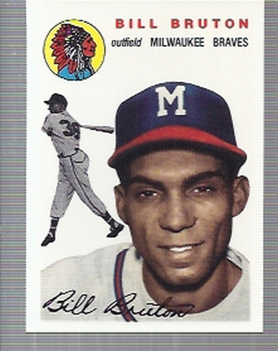 Photo of 1994 Topps Archives '54 #109 Bill Bruton
