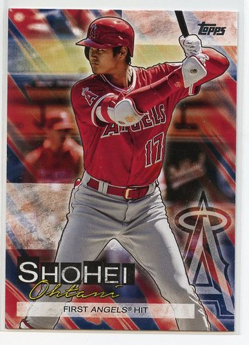 Photo of 2019 Topps Update Shohei Ohtani Highlights #SO4 Shohei Ohtani