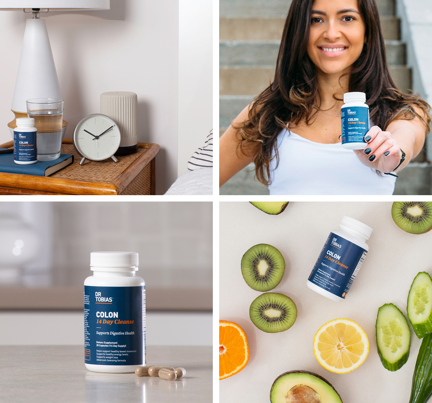 Product second banner image for COLON 14 DAY CLEANSE