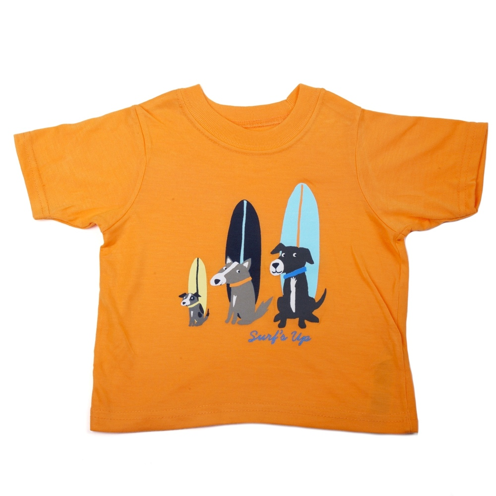 Photo of Carter's 3 Surfer Dogs Shirt