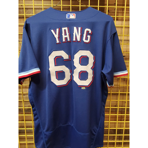 Photo of Hyeon-Jong Yang Team-Issued Spring Training Jersey