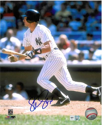 Photo of Steve Sax Autographed 8x10