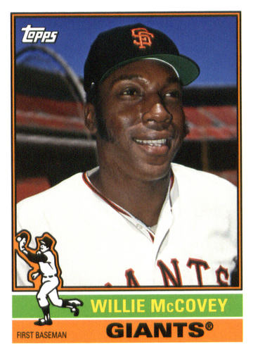 Photo of 2015 Topps Archives #107 Willie McCovey