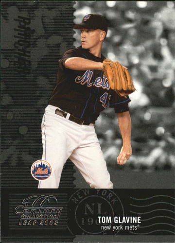 Photo of 2005 Leaf Century #47 Tom Glavine