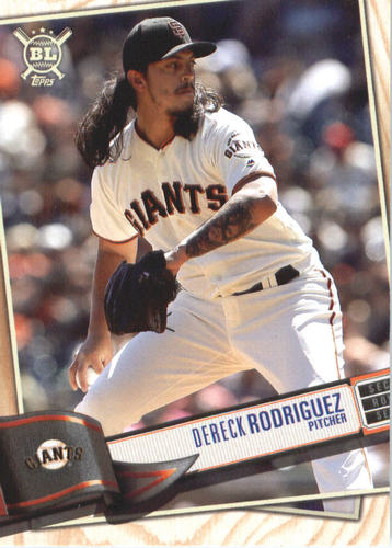 Photo of 2019 Topps Big League #226 Dereck Rodriguez