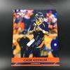 Broncos - Case Keenum Signed photo